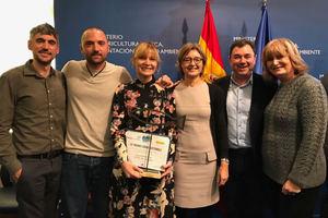 Sant Boi logra por segunda vez el máximo reconocimiento del Premio Ciudad Sostenible