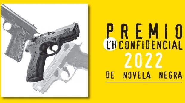 Nueva edición del Premio de Novela Negra L'H Confidencial