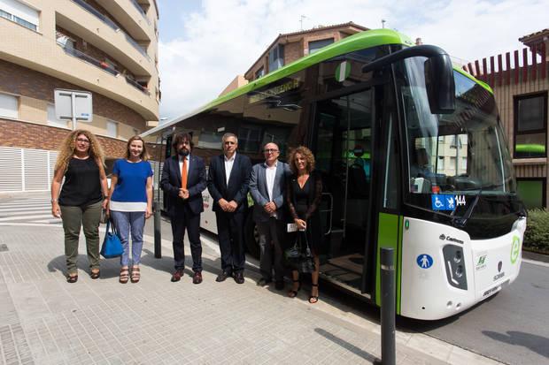 Una nueva línea del 'Exprés.cat' conectará Sant Vicenç dels Horts y Torrelles con Barcelona