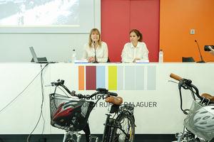 """Sant Boi impulsa un plan específico para hacer de la bicicleta un transporte """"cotidiano"""" en la ciudad"""