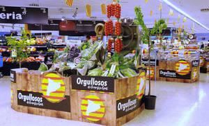 Caprabo llança la seva campanya anual de promoció de productes catalans