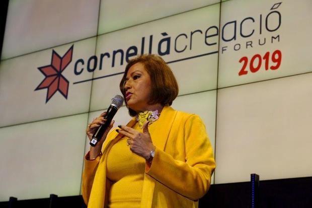 Rosario Marín, la inmigrante mexicana que llegó a tesorera de los EEUU, abre la décima edición del Cornellà Creació