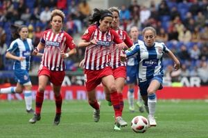 El primer equipo femenino del Espanyol se estrena en el campo de Cornellà