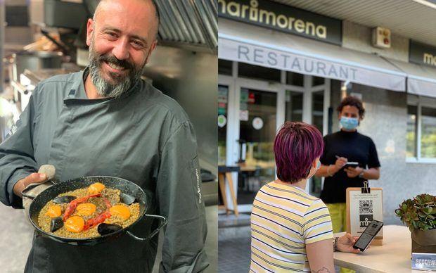 La Fase 2 devuelve la Marimorena y su Taberna a la nueva realidad gastronómica de Sant Boi