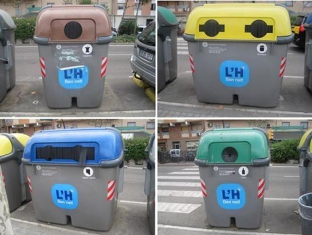 L'Hospitalet incrementa la recollida selectiva de residus durant el confinament