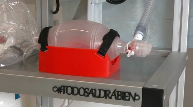 El Hospital de Bellvitge desarrolla un nuevo respirador informatizado de larga duración para luchar contra el Covid-19