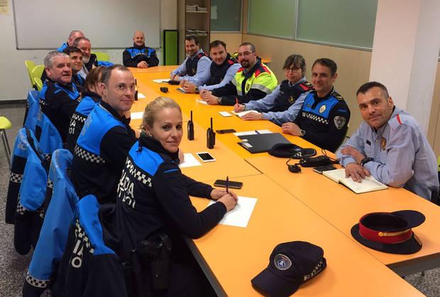 Policia Local de Sant Boi i Mossos d'Esquadra reforcen la seva coordinació amb noves reunions trimestrals