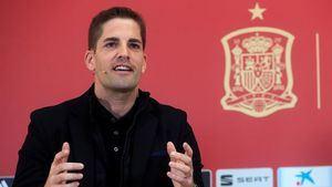 El hospitalense Robert Moreno deja de ser seleccionador tras la vuelta de Luis Enrique