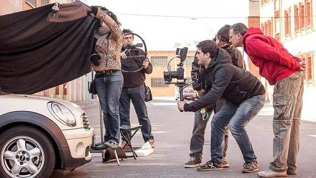 El Baix Llobregat, de pel·lícula