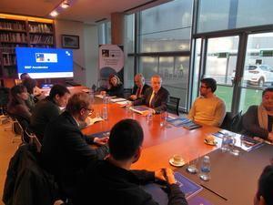 El Consorcio de la Zona Franca y La Salle-URL ponen en marcha un nuevo acelerador de startups