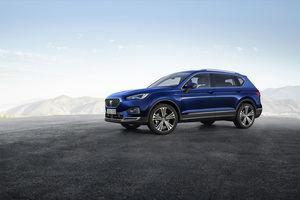Seat desvela el secreto: así es el Tarraco, el tercer y mayor SUV de la marca
