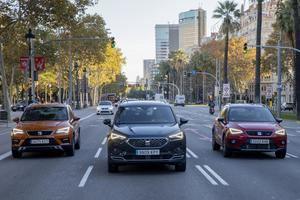 SEAT vuelve a batir su récord con un aumento de las ventas del 11% en 2019