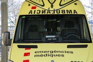 Muere un hombre que trabajaba en una obra en Castelldefels