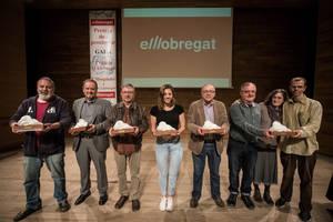 Els sis nous guanyadors de la III Edició dels Premis El Llobregat