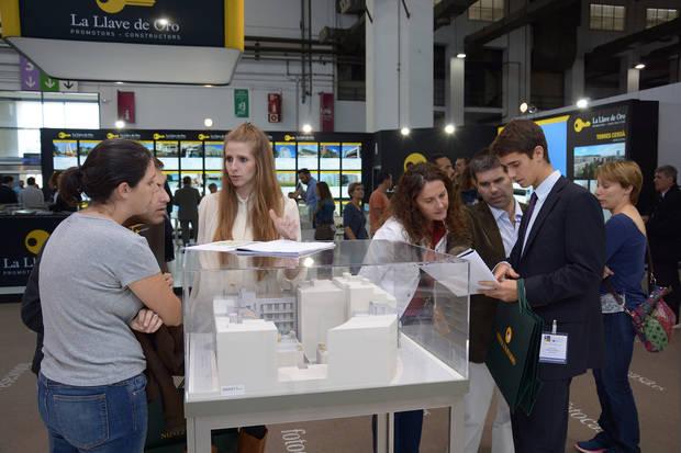 """El salón Barcelona Meeting Point apuesta por la vivienda asequible y los clientes """"millennials"""""""