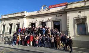 Salvem l'estació de tren de Sant Feliu!!