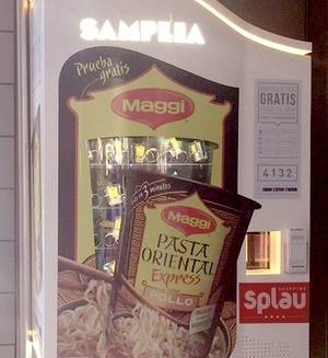 Splau, primer centro comercial de Cataluña en disponer de 'sampling digital'