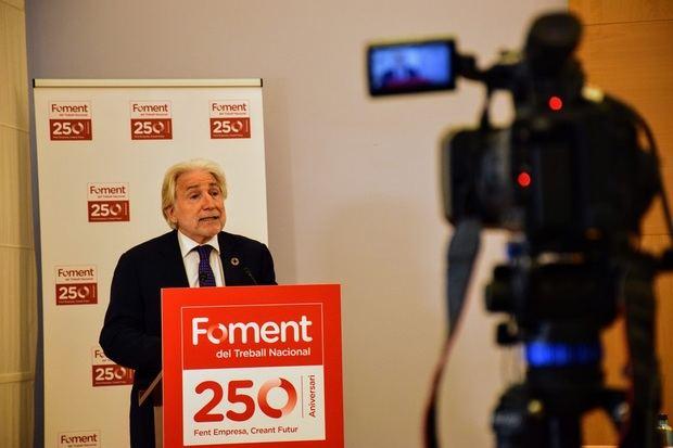 Sánchez Llibre pide un gran acuerdo institucional para aprobar en las próximas semanas la ampliación del aeropuerto de Barcelona