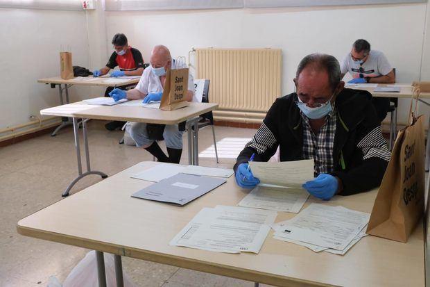 Sant Joan Despí contracta 16 aturats que no s' havien pogut incorporar per l'estat d'alarma pel coronavirus