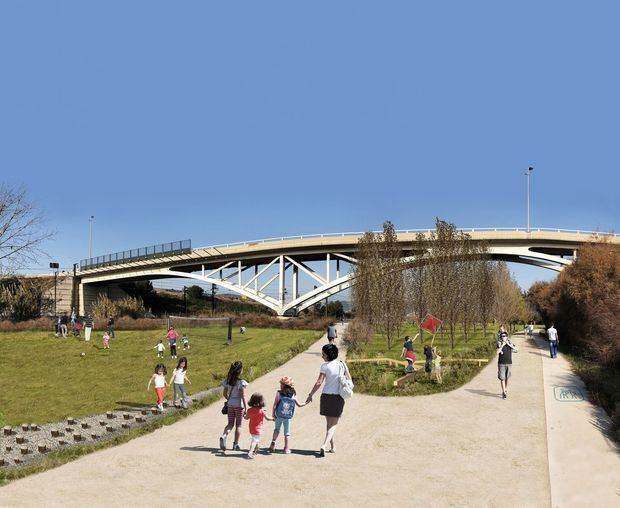 Continúa la recuperación socioambiental del río Llobregat en Sant Boi de Llobregat, Santa Coloma de Cervelló y Sant Vicenç dels Horts