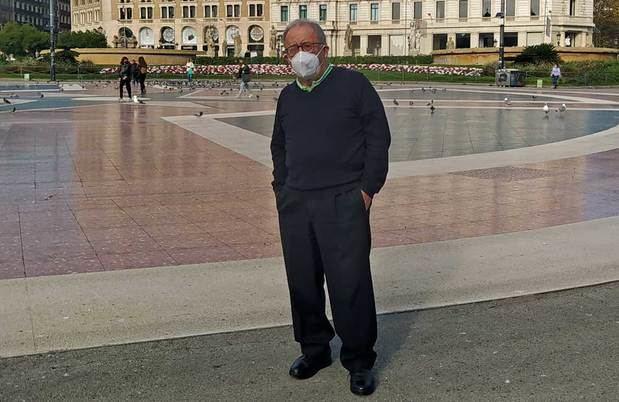SANTIAGO DíAZ MARTÍN, EXTENIENTE DE ALCALDE DE L'HOSPITALET