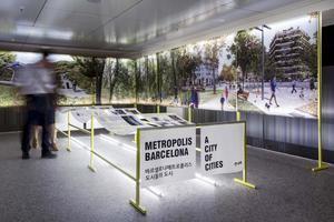 Los proyectos metropolitanos expuestos en Seúl son marca Baix Llobregat