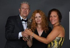 'Los desheredados', escrito y dirigido por la pratense Laura Ferrés, Premi Gaudí al mejor cortometraje