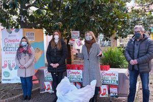 Sant Boi sortea 50 'packs bienestar' para apoyar a los sectores más afectados por las restricciones del covid-19