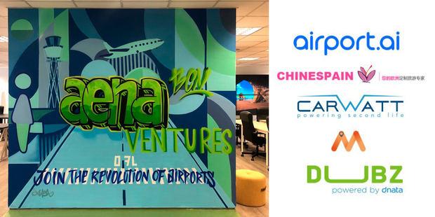 Las cinco startups del aeropuerto de El Prat arrancan el vuelo con sus proyecto piloto