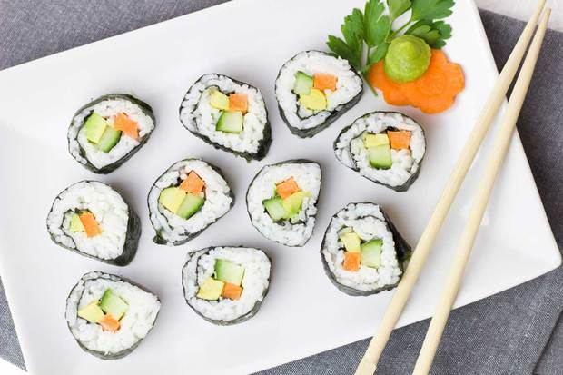 El fenomen sushi