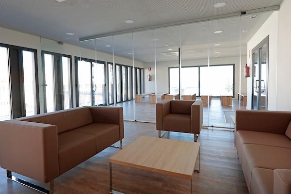 Cervelló inaugura su primer tanatorio del municipio