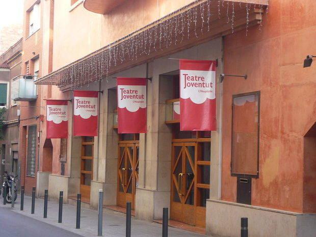 El Teatre Joventut de L'Hospitalet, 26 anys com a principal equipament cultural