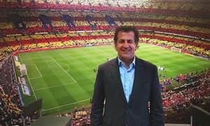 Toni Freixa, único candidato a la presidencia del FC Barcelona con oficina electoral en l'Hospitalet