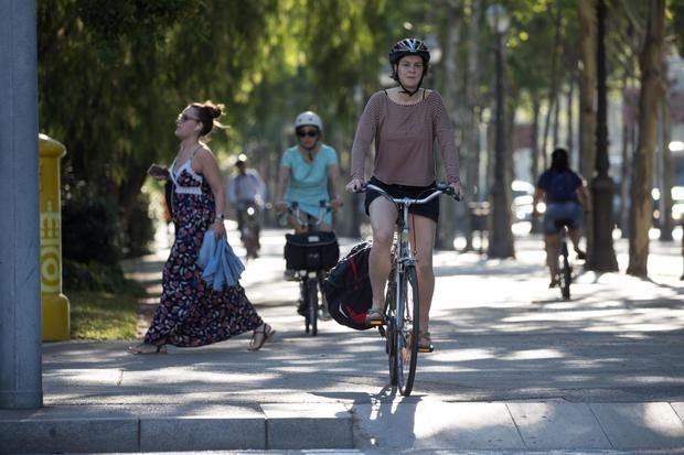 La nueva movilidad en las ciudades se erige como la solución al colapso.
