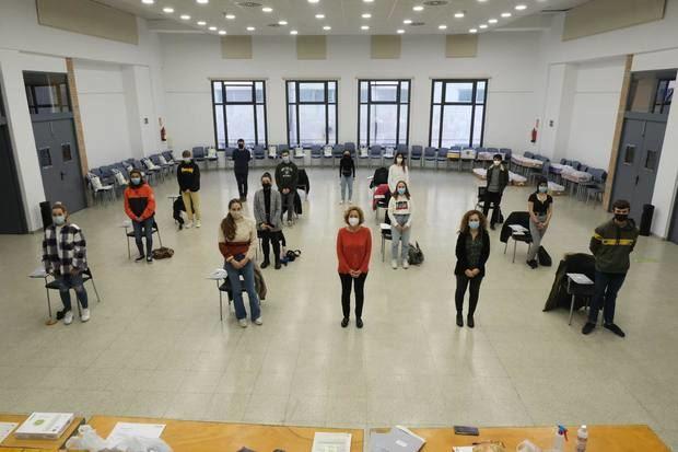 25 estudiantes de Sant Joan trabajarán para la ciudad durante la Navidad