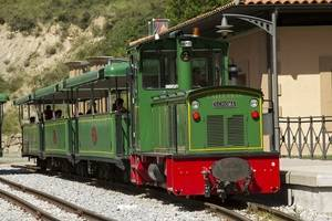 El Tren del Ciment millora en un 46,96% el seu registre de visitants
