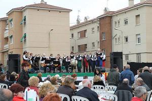 Concierto ofrecido por la Unión Extremeña en 2010, durante su 50 aniversario en Sant Boi