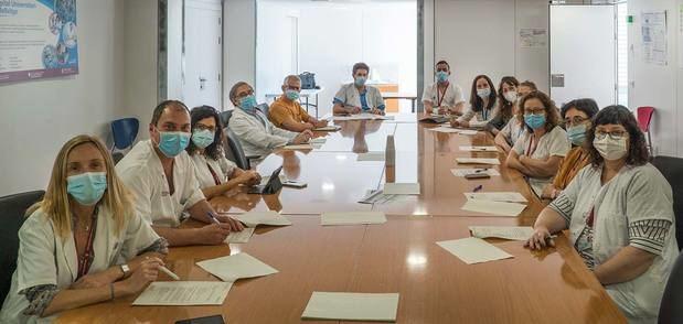 El Hospital de Bellvitge crea una unidad específica para atender las secuelas del Covid-19