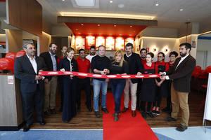 El primer VIPSmart de Cataluña se instala en el centro comercial L'Ànec Blau