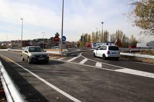 Sant Boi recupera el ramal cerrado de la C-245 de acceso al núcleo urbano