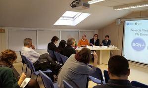Les 'Vies Blaves' del Llobregat estarán aprobadas definitivamente a principios de 2019