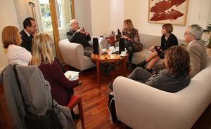Sant Boi pide la colaboración económica de la Generalitat para impulsar mejoras educativas