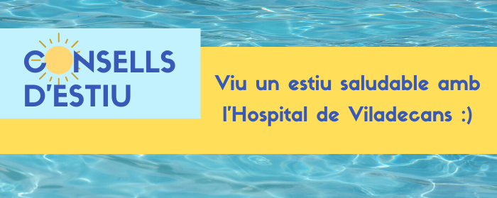 El Hospital de Viladecans invita a vivir un verano saludable