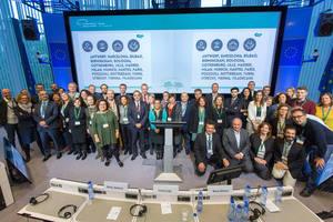 La Unió Europea aposta per Viladecans per liderar la transició energètica a models més eficients