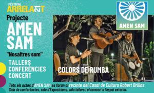 El fesival Arrela't llegará a Esplugues el próximo 19 de octubre