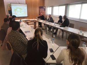 Presentación del nuevo proyecto de promoción turística en el norte de la comarca.