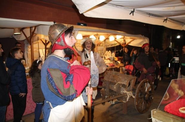 Viladecans convoca las Cortes para el XIII Mercado Medieval