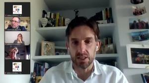 Xavi Paz: 'No puede haber un modelo de reconstrucción sin contar con las empresas'