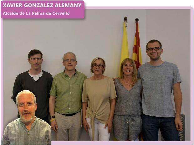 'Fora de context': Xavier Alemany, alcalde de La Palma de Cervelló