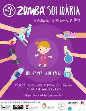 Zumba Solidària per la Síndrome de Rett